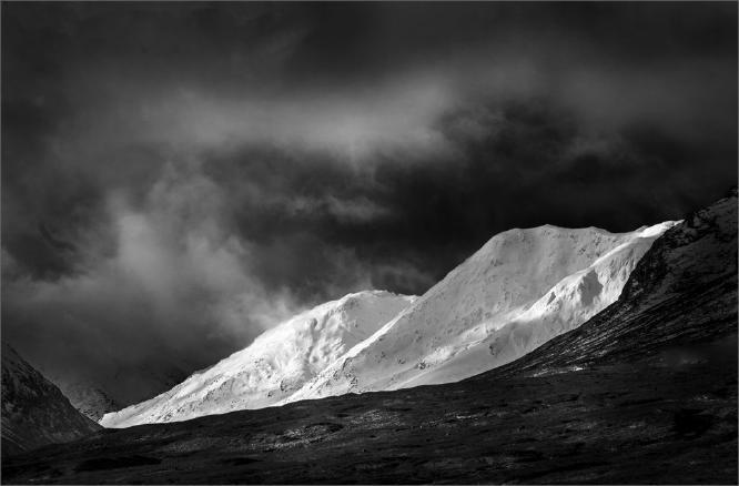 Winter Mood Glen Coe - Colin Westgate