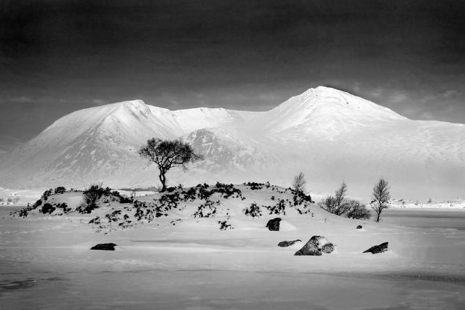 Winter Rannoch Moor - Colin Westgate