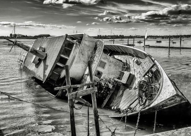 Demise of the Llys Helig - David Cross