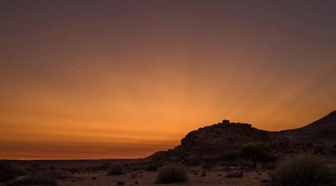 Sunset Gondwana - David Cross