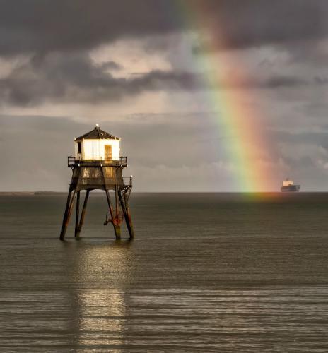 Dovecourt Lighthouse - David Egerton