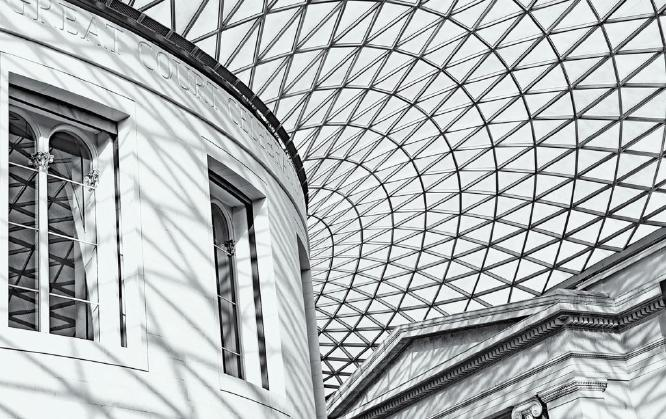 Patterns at The British Museum - David Egerton