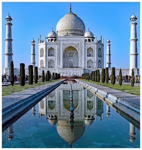 Taj Mahal - David Egerton