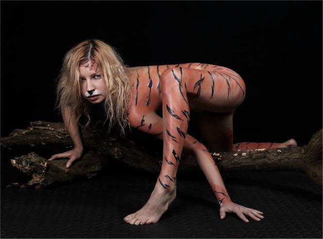 The Tiger prowls - Derek Howes