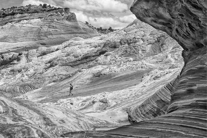 White Pocket Canyon Arizona - Derek Howes