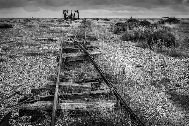 The End of the Track - Jennifer Brett