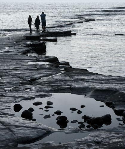 Kimmeridge Bay - John Yateman
