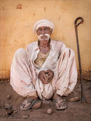 Resting Awhile in Arakhpur - Kate Jackson