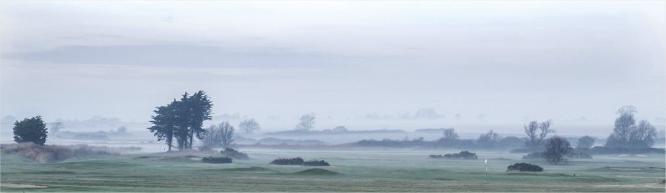 Lingering Mist - Martin Leech