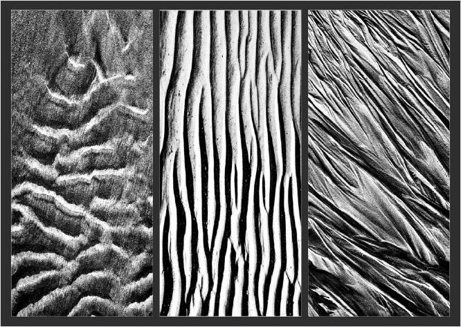 Sand Patterns - Martin Leech