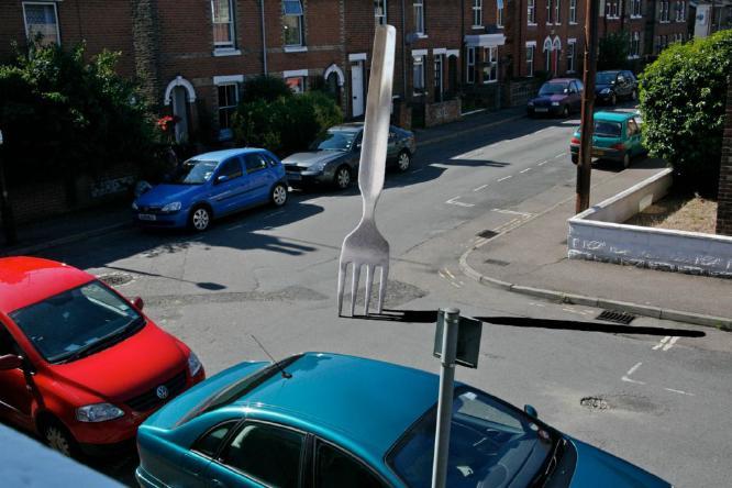 Fork in road - Phil Brew