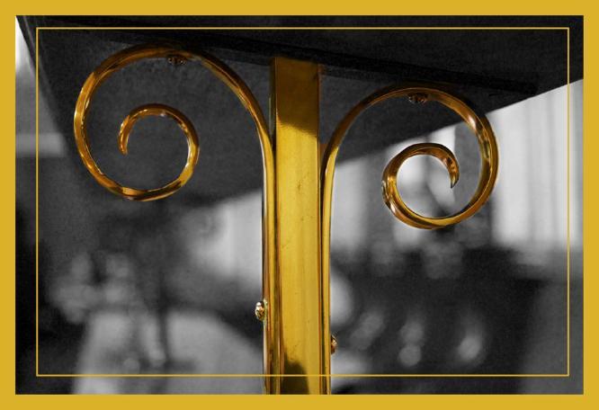 Rams horn brasses - Phil Brew