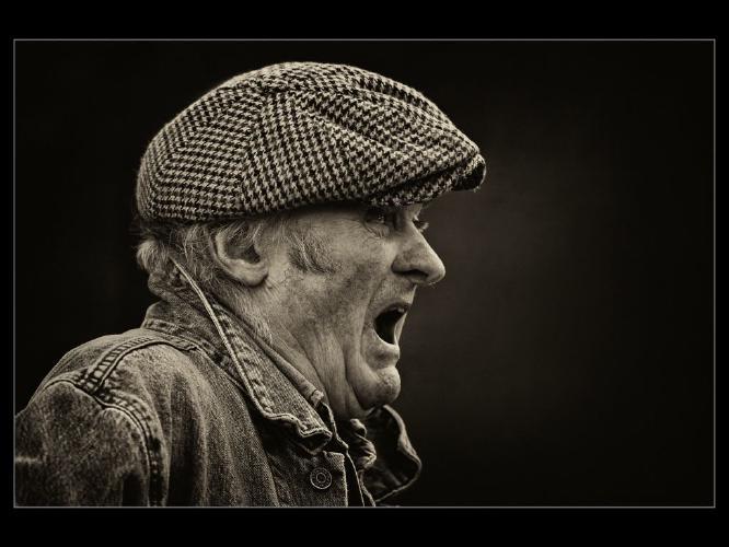 The Horse Dealer - Rodney Woods