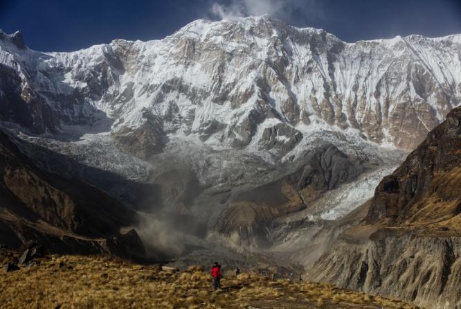 Annapurna Sanctuary - Steve Robinson