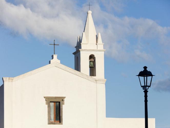 Church in Lipari - Steve Robinson