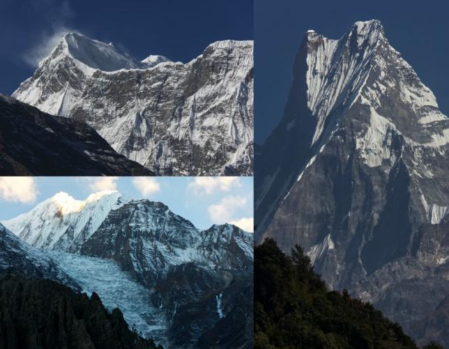 Himalayan Peaks - Steve Robinson