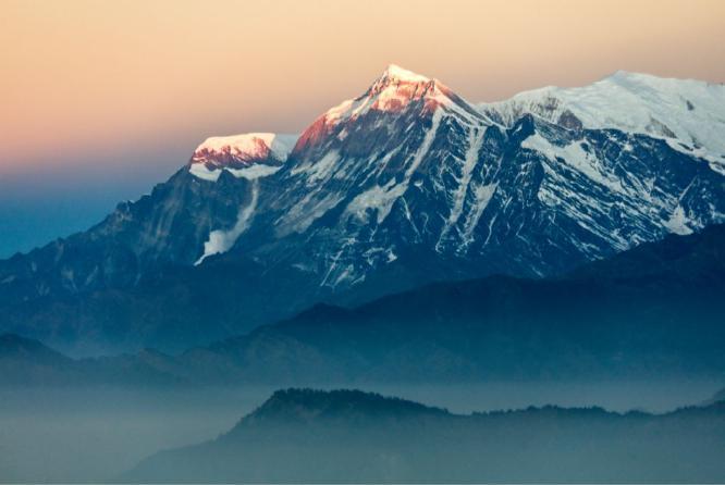 Himalayan Sunrise - Steve Robinson
