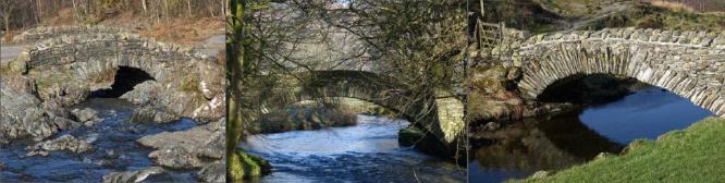 Lake District Packhorse Bridges - Steve Robinson