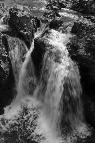 Lower Glen Nevis Falls - Steve Robinson