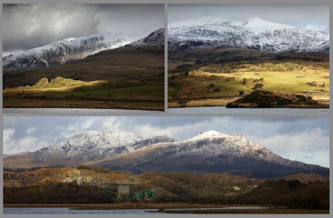 Snowdonia - Steve Robinson
