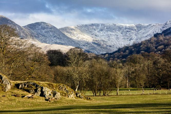View of the Fells from Ambleside - Steve Robinson