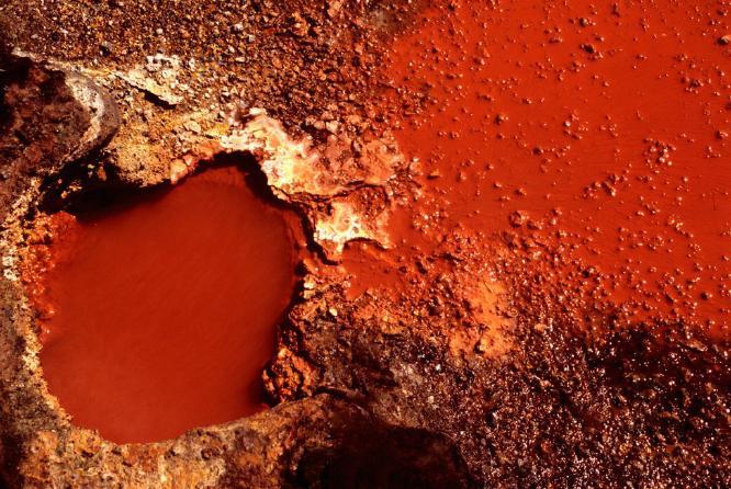 Volcanic Soup - Steve Robinson