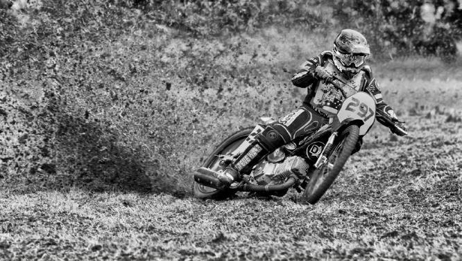 Kicking Up Grass & Mud - Terry Stone