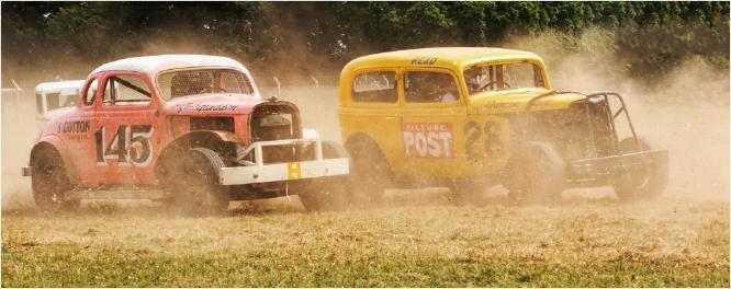Stock Car Racing - Terry Stone