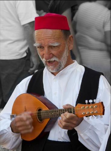 Croatian Musician - Vic Hainsworth