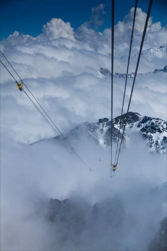 Descent from the Pic du Midi - Vic Hainsworth