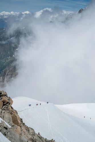 Return Hike Mont Blanc Chamonix - Vic Hainsworth